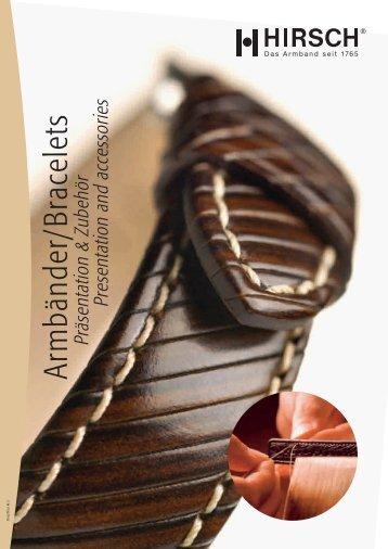 Armbänder/Bracelets - poljot