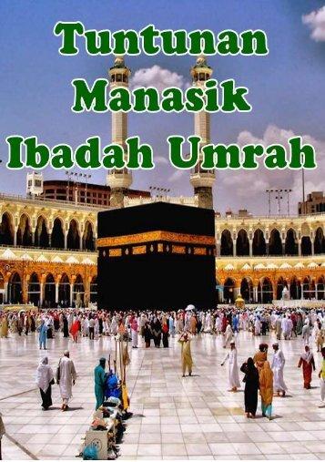 Tuntunan Manasik Ibadah Umrah