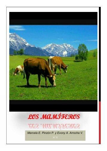 mamiferos trabajo de tec. pdf