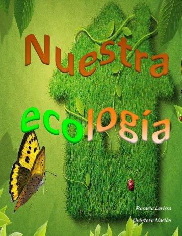 Nuestra ecología