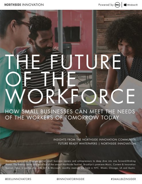 THE FUTURE OF THE WORKFORCE