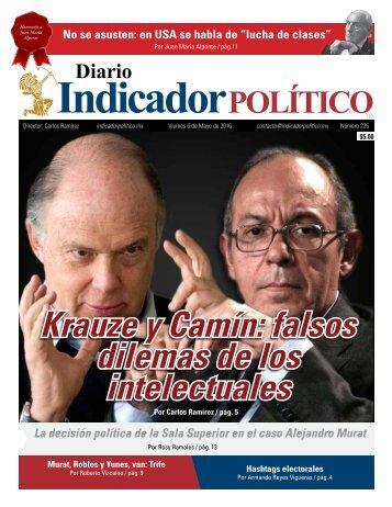 Krauze y Camín falsos dilemas de los intelectuales