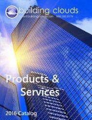 Building Clouds 2016 Catalog