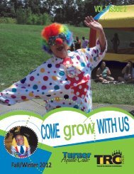 Get an Activities Guide - Turner Recreation Commission Kansas City ...