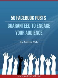 Guaranteed to Engage Your Audience