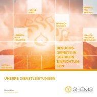 SHEMS - Unsere Dienstleistungen
