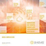 SHEMS - Nos Services