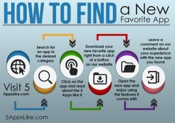 5 Apps like