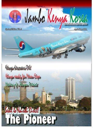 SPRING EDITION JAMBO KENYA KOREA - Get a Free Blog