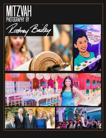 Best in the Business for DC Mitzvah Photography