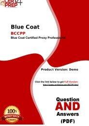 Cert4Prep BCCPP Certification Exam Training Guides