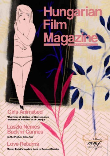 Hungarian Film Magazine – The Cannes 2016 Issue