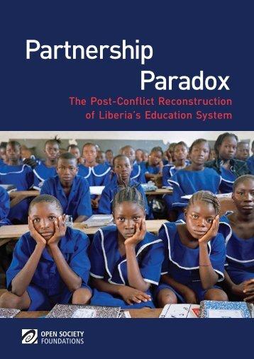 Partnership Paradox