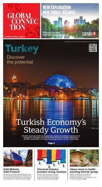 Turkish Economy's Steady Growth