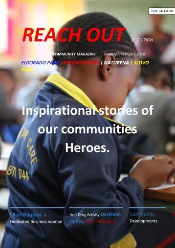 Reach out Community Magazine