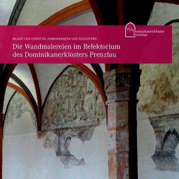 Wandmalereien im Dominikanerkloster Prenzlau