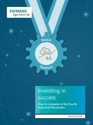 Investing in success