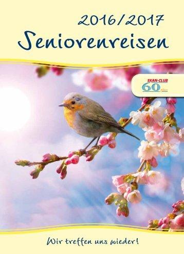 Seniorenreisen 2016 / 2017
