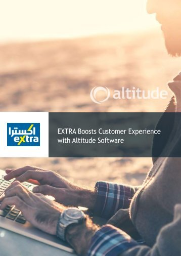 EXTRA Boosts Customer Experience with Altitude Software