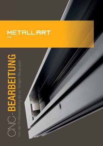 MetallArt - CNC-Bearbeitung