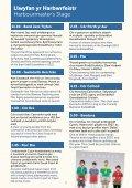 RHAGLEN YR ŴYL FESTIVAL PROGRAMME - Page 7