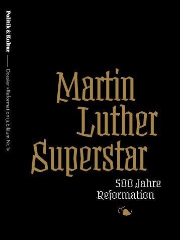 »Reformationsjubiläum