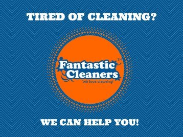 Fantastic Cleaners Kew