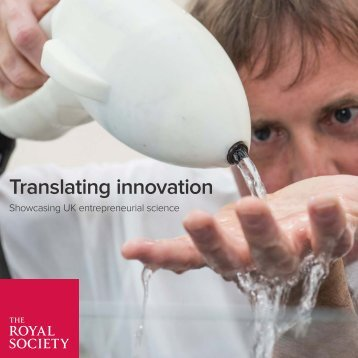 Translating innovation