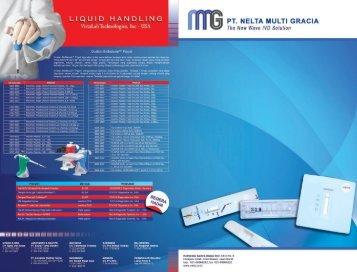 Katalog Produk - PT Nelta Multi Gracia