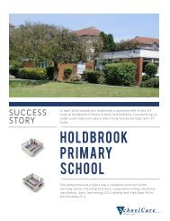 Success Story Brochure - Holdbrook