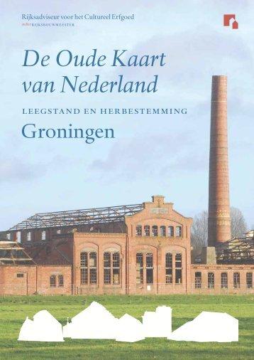 De Oude Kaart van Nederland leegstand en herbestemming ... - Libau