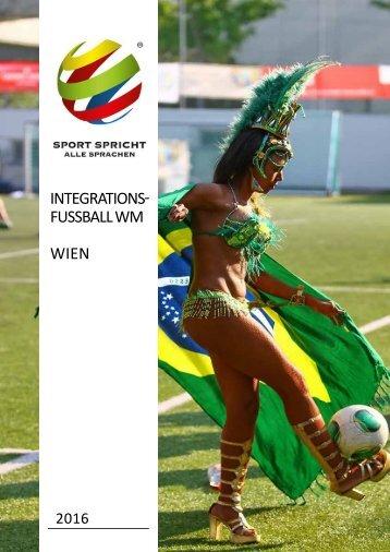 Integrationsfussball-WM Wien 2016