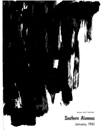 January, 1961 - SIU Alumni Association