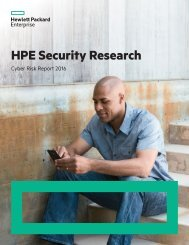 HPE Security Research