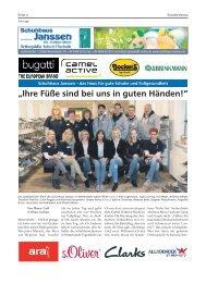 Schuhhaus Janssen | Bürgerspiegel
