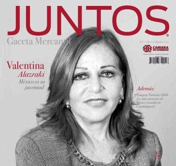 Juntos Gaceta Mercantil - ABRIL 2016