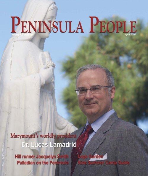 Peninsula People April 2016