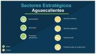 Sectores Estratégicos