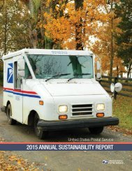 2015 ANNUAL SUSTAINABILITY REPORT