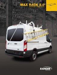 Max Rack Drop Down Ladder Rack for Vans
