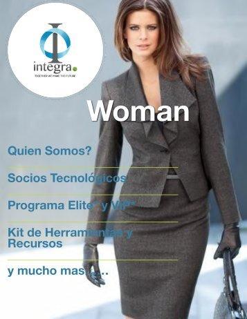 Revista Integra, primeras pruebas