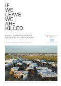Lessons Learned from South Sudan Protection of Civilian Sites 2013–2016 - Page 3