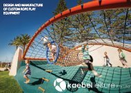 Kaebel Leisure Portfolio 2016