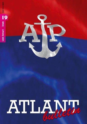 B R O J     LIP A N J 2 0 07. - Atlantska plovidba d.d.