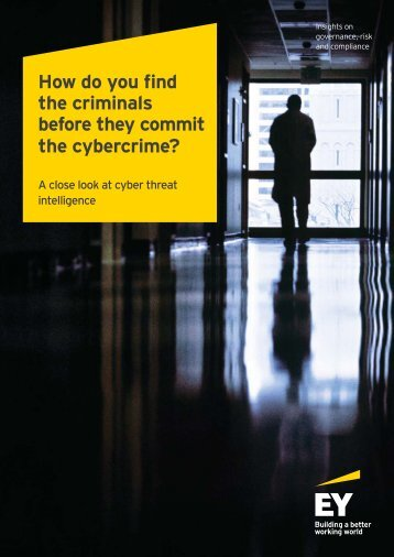 before they commit the cybercrime?