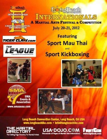 Featuring Sport Mau Thai - SMA Events