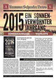 Kummer-Schuster Magazin 04/2016