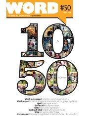 Word #50: Jubileum!