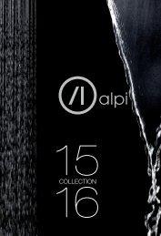 Alpi collection 2015/2016 by InterDoccia