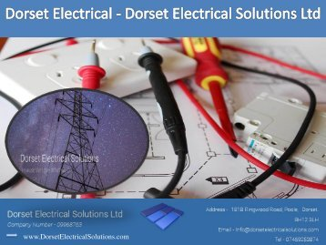 Dorset Electrical - Dorset Electrical Solutions Ltd